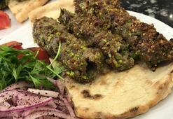 Gastronomi kentinin yeşil altını kebaba da lezzet katıyor