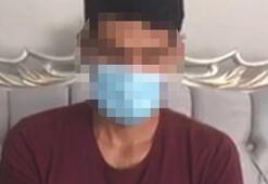 Gri kategorideki terörist tutuklandı