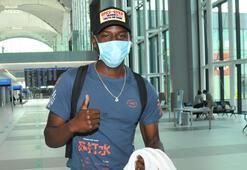 Son dakika haberleri - Trabzonspor, Afobeyi KAPa bildirdi