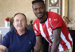 Sivasspor, Olarenwaju Kayodeyi transfer etti