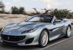 Ferrari Portofinonun yeni modeli tanıtıldı İşe özellikleri