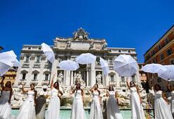 Sicilyada koronavirüste evlilikler azaldı, evlenecek çiftlere ikramiye yolda