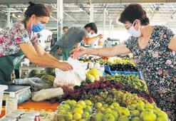 Bodrum'un üretici  pazarları da ünlü