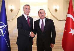 Bakan Çavuşoğlundan NATO ile kritik Doğu Akdeniz görüşmesi