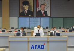 İstanbulda kademeli mesai toplantısı düzenlendi
