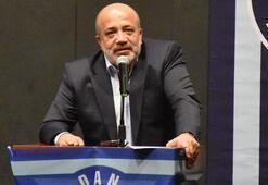 Adana Demirsporda Murat Sancak yeniden başkan seçildi