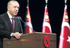 Erdoğan'dan Doğu Akdeniz mesajı: Tehdit ve şantaja boyun eğmeyiz
