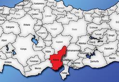 Adana Haritası: Adana İlçeleri Nelerdir Adana İlinin Nüfusu Kaçtır, Kaç İlçesi Vardır