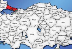İstanbul Haritası: İstanbul İlçeleri Nelerdir İstanbul İlinin Nüfusu Kaçtır, Kaç İlçesi Vardır