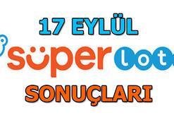 Süper Loto sonuçları açıklandı 17 Eylül Süper Lotoda kategori ve kazanan sayısı belli oldu