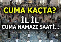 Cuma namazı saat kaçta kılınacak İstanbul, Ankara, İzmir başta olmak üzere il il namaz vakitleri...