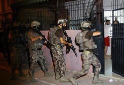Adanada organize suç örgütü operasyonu: 23 gözaltı