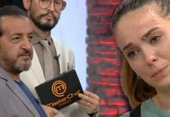 MasterChefte Mehmet Yalçınkaya, Tanyayı ağlattı