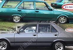 20 yaşını geçmiş araçların fiyatını gören şaşkına dönüyor