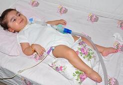 Rümeysa bebek için zaman daralıyor Günden güne zayıflıyor