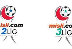 Misli.com 2nci ve 3üncü Lig maçları hafta sonu başlıyor