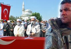 Şehit Piyade Uzman Çavuş Kılınç, son yolculuğuna uğurlandı