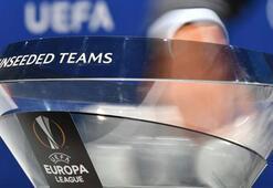 Son dakika | UEFA Avrupa Liginde Galatasaray, Beşiktaş ve  Alanyasporun rakipleri belli oldu