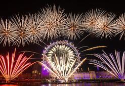Londrada koronavirüs nedeniyle yeni yıl etkinlikleri iptal edildi