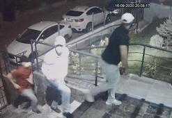 İstanbuldan Bursaya gidip hırsızlık yapan 4 kişi Balıkesirde yakalandı