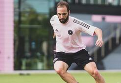 Higuain, Inter Miamiye transfer oldu