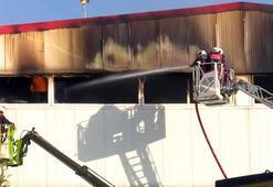 Son Dakika: Ankara Elmadağda fabrikada korkutan patlama