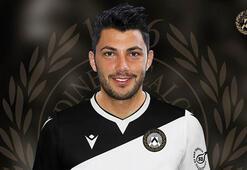 Son dakika | Tolgay Arslan resmen Udinesede