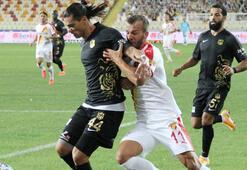 Yeni Malatyaspor-Göztepe: 1-1