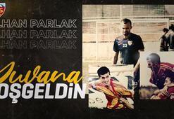 Transfer haberleri | Kayserispor, İlhan Parlakı renklerine bağladı