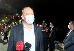 Emniyet Müdürü Aktaş açıkladı: 422 kişi yakalandı