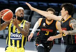 Fenerbahçe Beko-Galatasaray Doğa Sigorta: 93-81