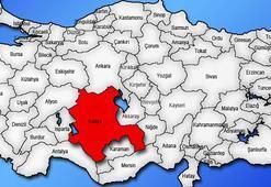 Konya Haritası: Konya İlçeleri Nelerdir Konya İlinin Nüfusu Kaçtır, Kaç İlçesi Vardır