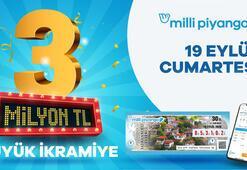 19 Eylül Milli Piyango sonuçları Millipiyangoonline.comda | Milli Piyango bilet sorgulama