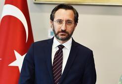 İletişim Başkanı Fahrettin Altundan Yunanistana sert tepki