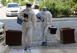 Koronavirüsle mücadelenin iz sürücü kahramanları: Filyasyon ekipleri