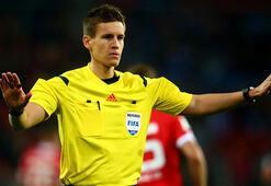 Beşiktaş-Rio Ave maçında Alman hakem Daniel Siebert görev yapacak