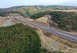 Kuzey Marmara Otoyolu trafik yoğunluğunu azaltacak