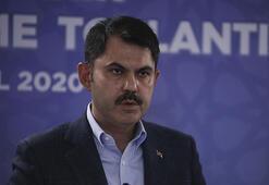 Bakan Kurum: Terör örgütünün Diyarbakıra verdiği zararı hızlı bir şekilde gideriyoruz