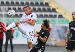 Denizlispor - Trabzonspor: 0-0