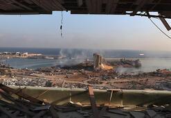 Beyrutta dokuz kişi hala kayıp
