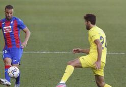 Villarreal-Eibar: 2-1