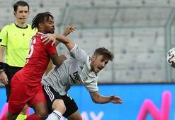 Beşiktaş-Antalyaspor: 1-1