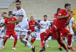 Alanyaspor-Hes Kablo Kayserispor: 2-0