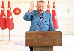 Erdoğan: İftihar verici bir eser