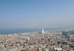 İzmir Haritası: İzmir İlçeleri Nelerdir İzmir İlinin Nüfusu Kaçtır, Kaç İlçesi Vardır