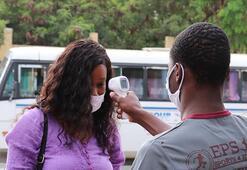 Afrikada koronavirüs vaka sayısı 1 milyon 400 bini geçti