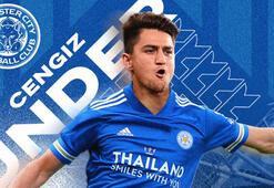 Son dakika | Leicester City, Cengiz Ünderi resmen açıkladı