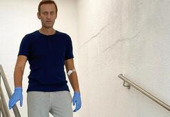 Ve Navalny ayağa kalktı Ülkesine dönmeyi planlıyor...