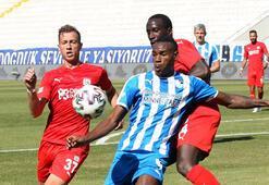 BB Erzurumspor - DG Sivasspor: 1-2