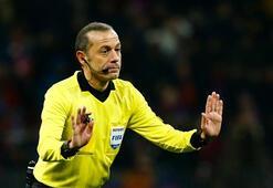 UEFAdan Cüneyt Çakıra görev